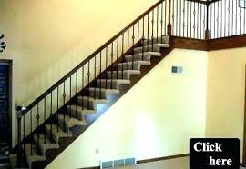 replace stair railing. Cost To Replace Staircase Stair Railing Awesome Company Inc Home Intended For 4 I