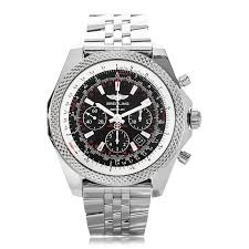 breitling for bentley watches the watch gallery breitling for bentley stainless steel mens watch ab061112 bd80 990a