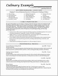 Pastry Chef Resume Examples Free Download