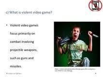 video game violence essays shoes description essays video game violence essays