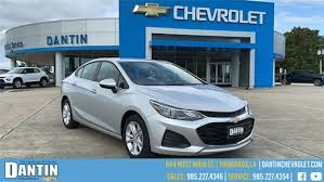 Buy A Used Car In Thibodaux Louisiana Visit Dantin Chevrolet