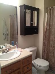black bathroom furniture stylish wall cabinet