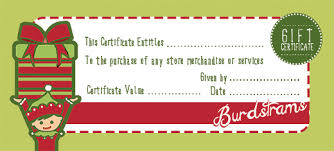 Holiday Gift Card Template Christmas Gift Certificate Template Psd Under Fontanacountryinn Com