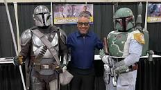 Media posted by Giancarlo Esposito