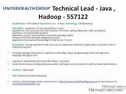 hadoop architect resume 11 solution architecture resume job