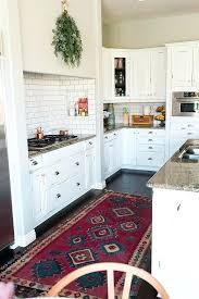 caddy corner kitchen rug interesting runner l shaped white stove plant seasoning holder spatula spoon fork corner kitchen rug