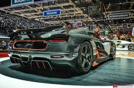 Koenigsegg building Agera RS homologated for US - Fit My Car Journal