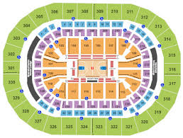 Oklahoma City Thunder Arena Seating Chart Inspirational Okc Thunder Seating Chart Michaelkorsph Me