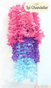lei chandelier