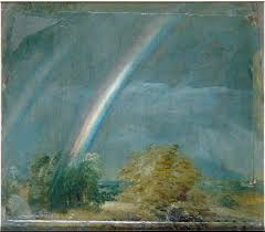 john conle 1776 1837 landscape and double rainbow 1812 oil