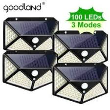 <b>LED</b> Solar Light Outdoor Solar Lamp PIR Motion Sensor Wall Light ...