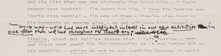 Read A Scathing Letter From John Lennon To Paul Mccartney About The