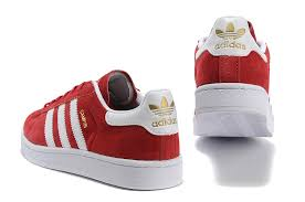 adidas red shoes. red white adidas originals campus ii shoes women\u0026men u
