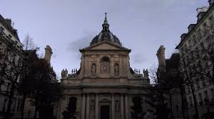 chapelle de la sorbonne. Place De La Sorbonne, ноябрь 2016 года. Chapelle Sorbonne K