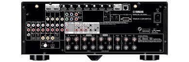 Yamaha Aventage Comparison Chart Yamaha Rx A1070bl Vs Aventage Rx A1080 Review 2019