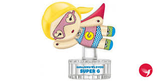 <b>Super</b> G <b>Harajuku Lovers</b> perfume - a fragrance for women 2011