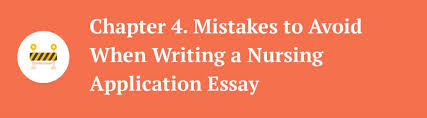 excellent reflective essay in nursing easy guidelines mistakes to avoid when writing a nursing application essay