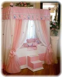 Canopy Bedding For Kids Attractive Canopy Bedding Toddler Princess ...