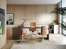 contemporary office. Simple Office Comtemporary Office Contemporary Chair With Armrests Upholstered On  Casters Allure Modern Offices For