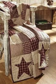 Find your home decor at the best prices guaranteed! – Primitive ... & Cheston Primitive Star Quilted Throw Adamdwight.com