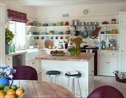 Kitchen Shelf Decorating Terrific Decorating Ideas Using Rectangular White Iron Stacking