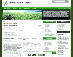 joomla football template. Joomla Football Template Football Fan Template Joomla Football