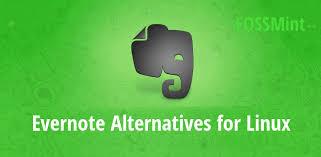 Evernote, alternatives in 2017