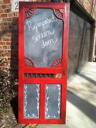 30 fun ideas on how to recycle old doors homesthetics net 29