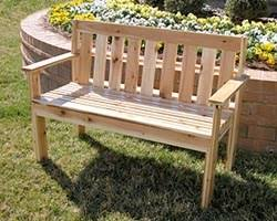 Small Picture How To Build A Garden Bench Plans DIY Blueprint Plans Download