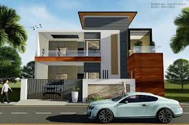 Design By House 35 Feet Front View House Designs Exterior House Front
