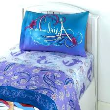 little mermaid bedding set little mermaid toddler bedding little mermaid ocean princess 4 piece toddler bedding little mermaid bedding set