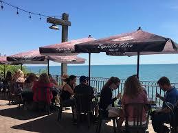 patio season in burlon tourism