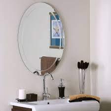 mirrors modern bathroom mirrors oval