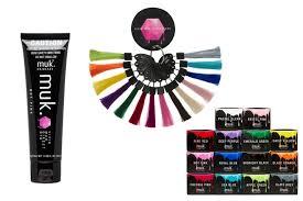 Muk Launches Semi Permanent Vivid Direct Dye Range Hair