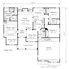 mesmerizing 2000 sq ft cottage floor plans 3 traditional style