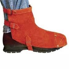 more views mcr 38505 welding leather shoe protectors