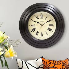 chaney wall clock inch oil rubbed bronze tiered wall clock chaney instruments wall clock chaney wall clock