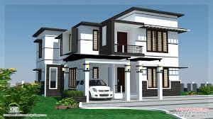 2500 sq feet 4 bedroom modern home design house design plans