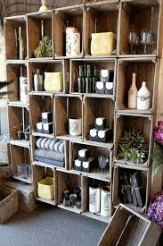 Our featured photo, above, we found on Flickr this would be an amazing  storage unit for any room. If you try to DIY something like this, be sure  to secure ...