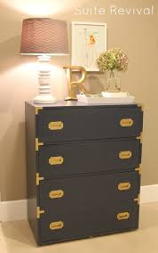 diy furniture refinishing projects. Navy And Gold Campaign Dresser. Find This Pin More On Furniture Refinishing Projects Diy