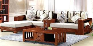 wooden sofa set models with modern designs for living room in hyderabad