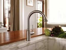 Kitchen Faucet  Amazing Kohler Kitchen Faucets Polished Chrome - Kitchen faucet ideas