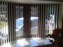 Curtain U0026 Blind Astounding Venetian Blinds Home Depot For Pretty Bay Window Vertical Blinds