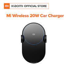Đế sạc không dây ô tô Xiaomi Wireless Car Charger 20W-Hàng chính hãng-Bảo  hành 6 tháng - Giá Đỡ - Chân Đế Gắn Ô Tô, Xe Máy