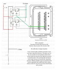 duel relay trans brake a stock converter before and after trans brake jpg
