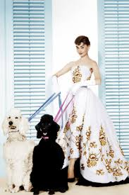 audrey hepburn and givenchy 1950s fashion
