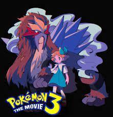 Pokemon Movie 3 Unown ka Tehelka Hindi Dubbed 480p,720p,1080p