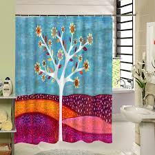 shower curtain shower environmentally friendly. Household Items Bath Shower Curtains Waterproof Curtain Environmentally Friendly Simple Beautiful Scenery Pictures Fj057 O