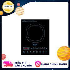Bếp điện từ Philips HD4932 - Công suất 2100W - Bảo hành 2 năm tại TP. Hồ  Chí Minh