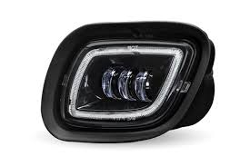 Freightliner Cascadia Fog Lights Not Working 320 Tled H37 Aftermarket Freightliner Cascadia Led Fog Light And Driver Light For Right Side
